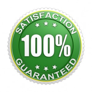 Quality & Satisfaction Guarantee
