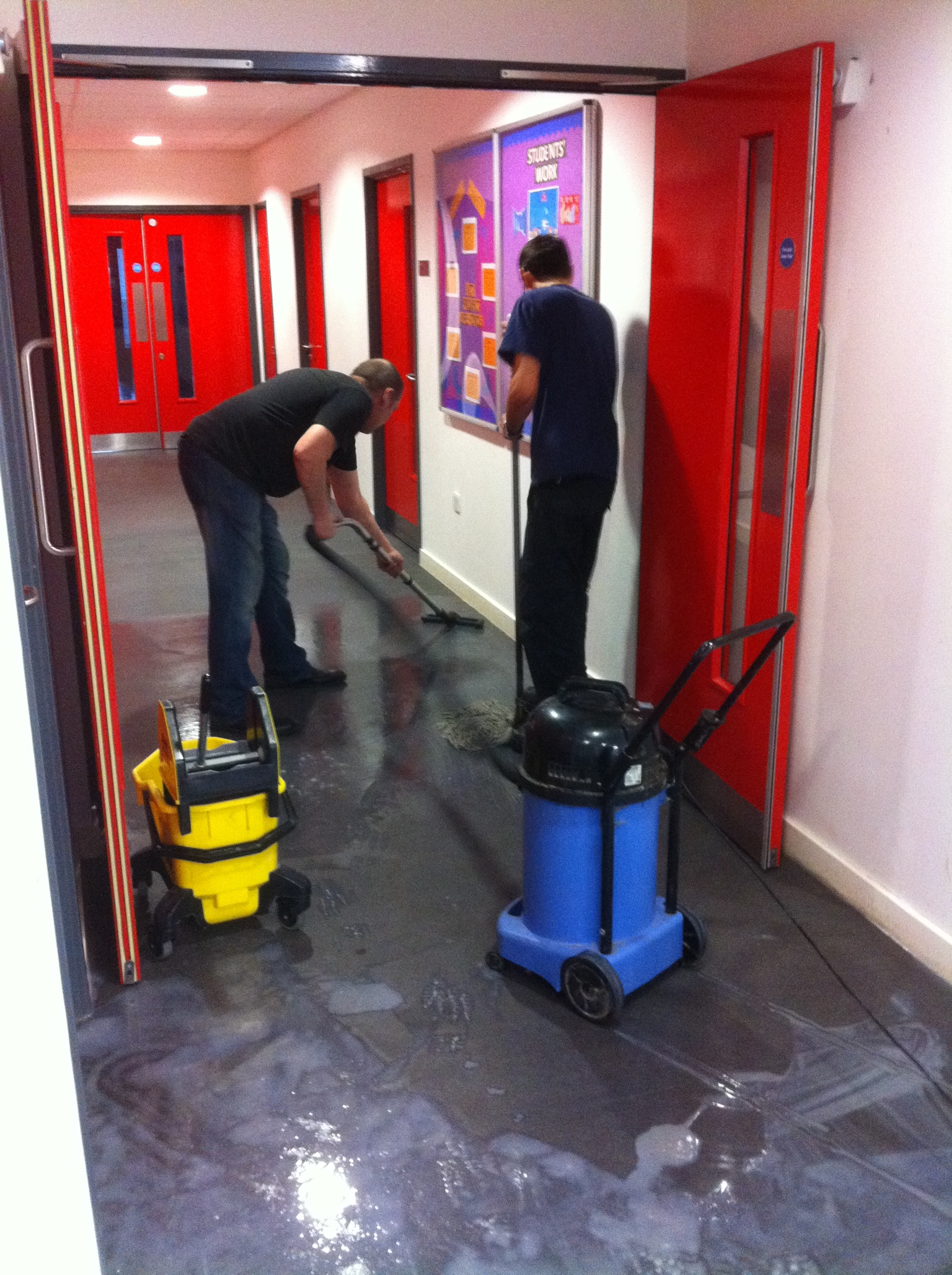 Building Completion Cleaning Services : Building deep cleans