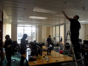 Office Cleaning by Nationwide Cleaning Contractors Ltd