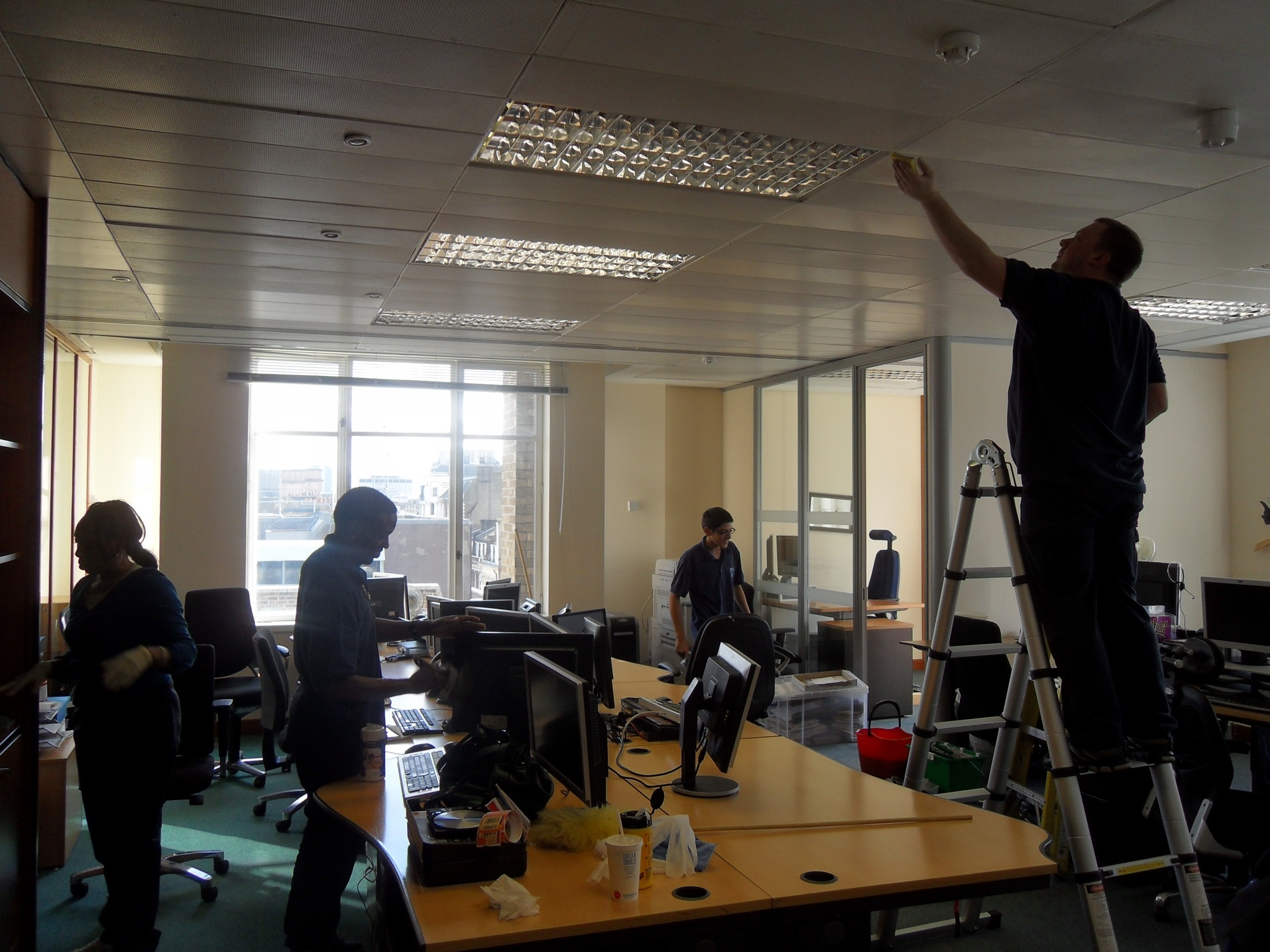 Office Cleaning by Nationwide Cleaning Services