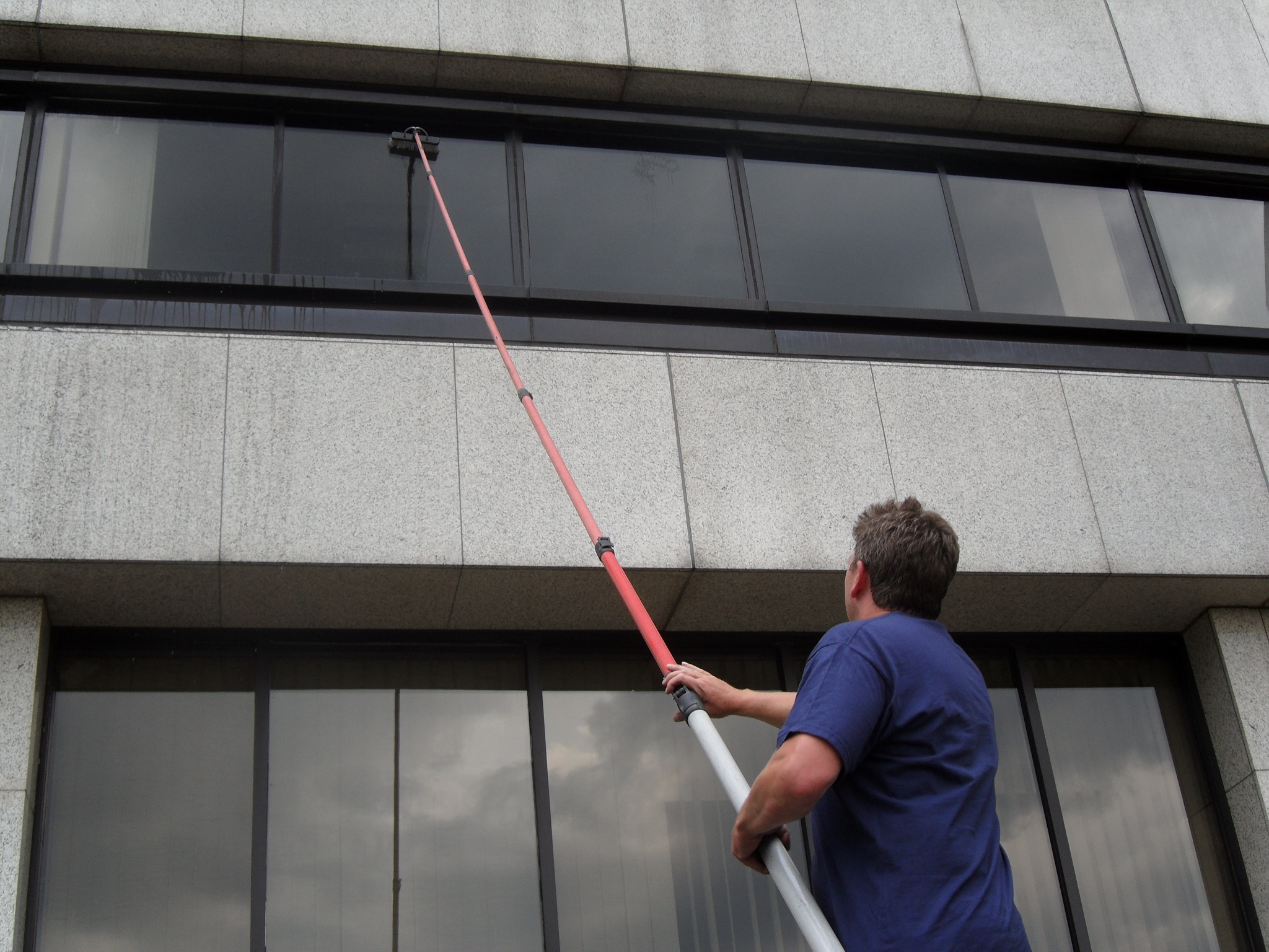Window Cleaning Services By Nationwide Cleaning